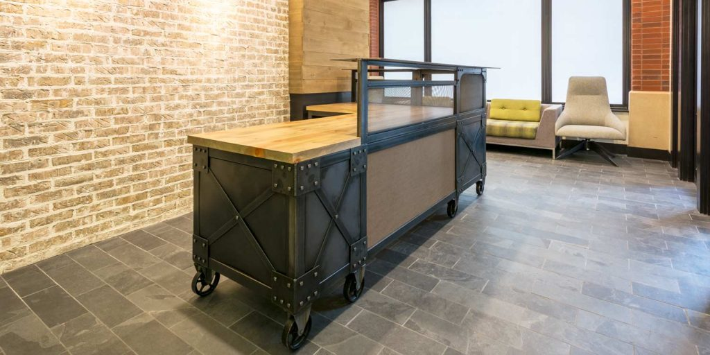 Reception Desk (Designer RealFurniture.com)