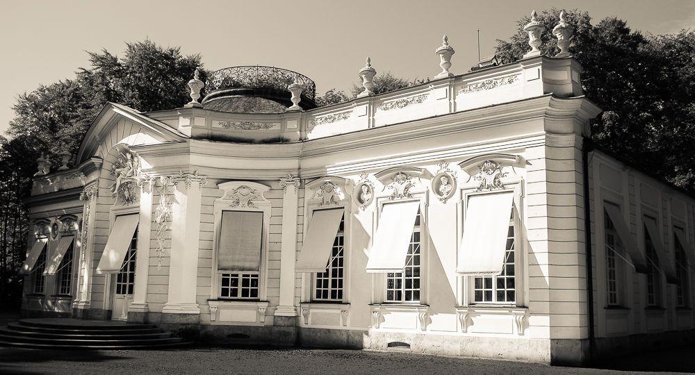 Amalienburg, Nymphenburg Palace, Munich, Germany