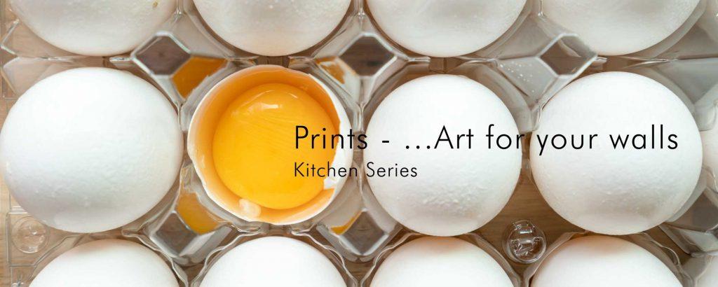 Wall Art -- kitchen series