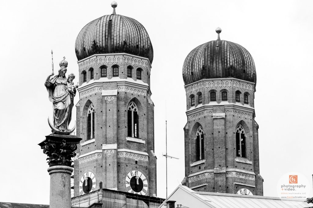 Munich's Church of Our Lady (Frauenkirche)