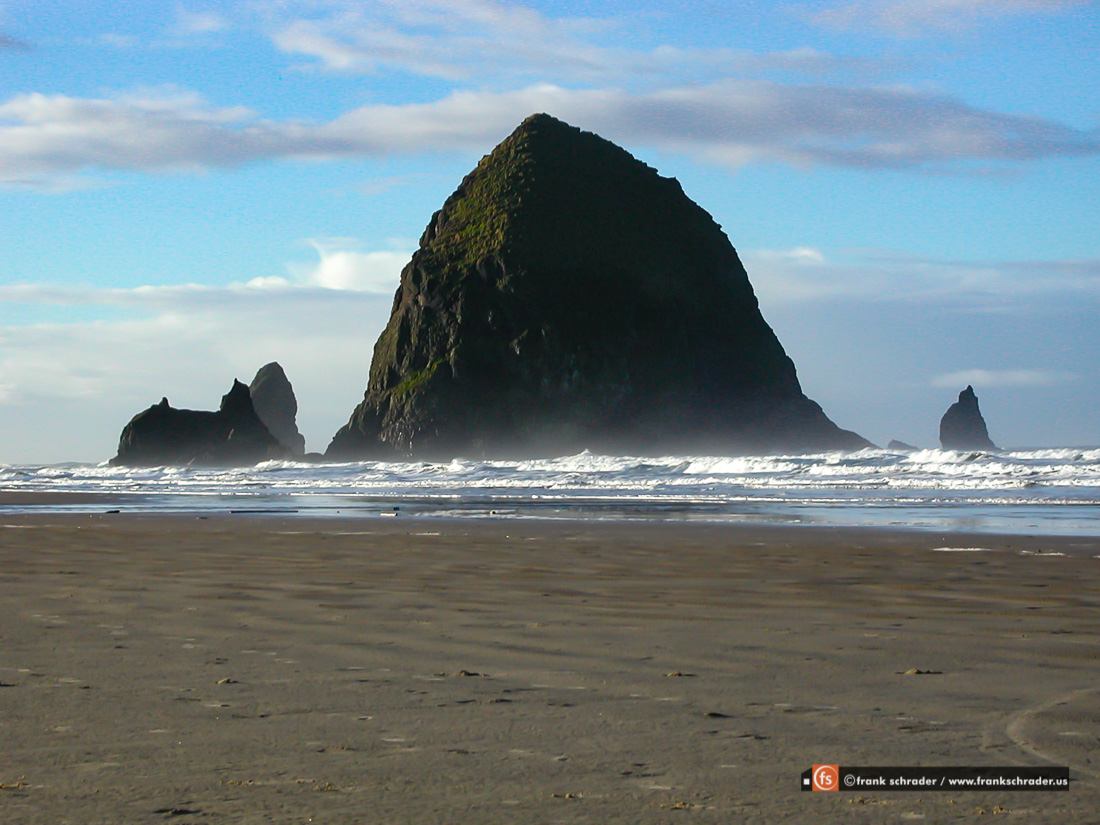 Coastal Oregon / Available for Canvas Print and Poster Prints