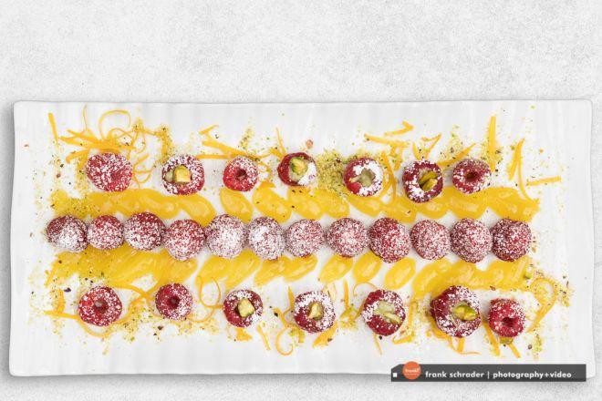 Sweet Dessert, Chef-style