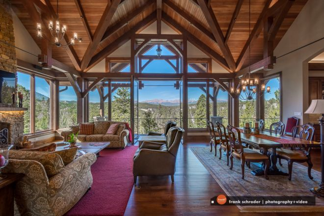 Architectural / Interior Design Photography -- Design by studio 3fold architects, Boulder