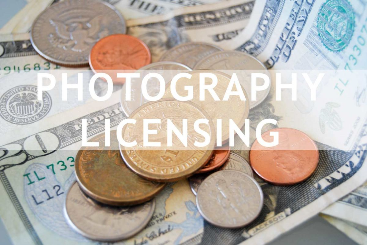 photography licensing explained
