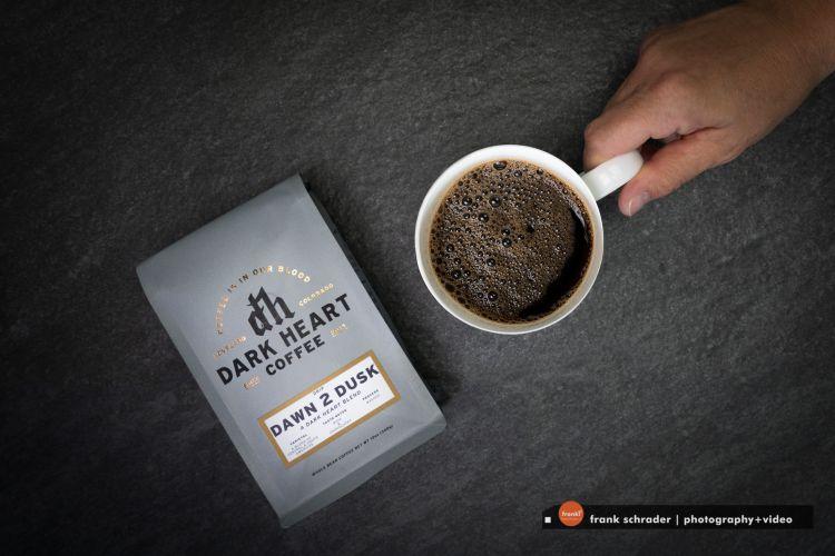 Dark Heart Coffee - the classic Dawn 2 Dusk blend